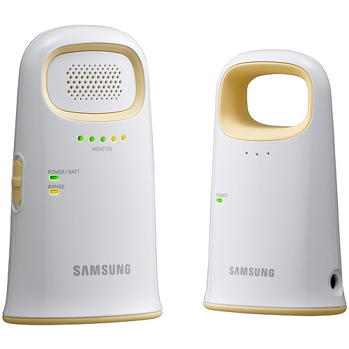 Samsung SEW-2001W Secured Digital Wireless Baby Audio Monitor