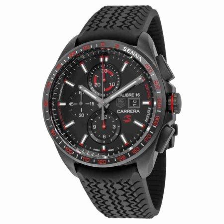 Tag Heuer Carrera Calibre 16 Chronograph Mens Watch