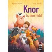Knor is een held - eBook