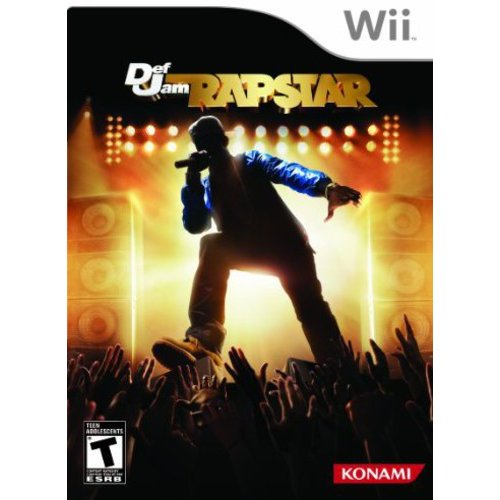 Def Jam Rapstar - game only (Wii)