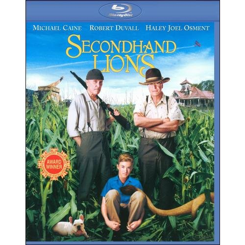 Secondhand Lions (Blu-ray) (Widescreen)