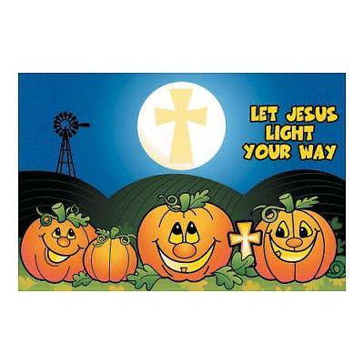 IN-13772739 Christian Pumpkin Backdrop Banner