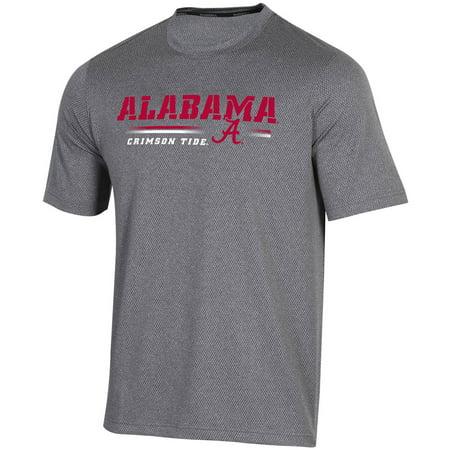 Men's Russell Heathered Gray Alabama Crimson Tide Comb