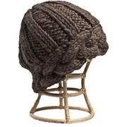 Nirvanna Designs CH310 Mud Braided Edge Hat with Fleece
