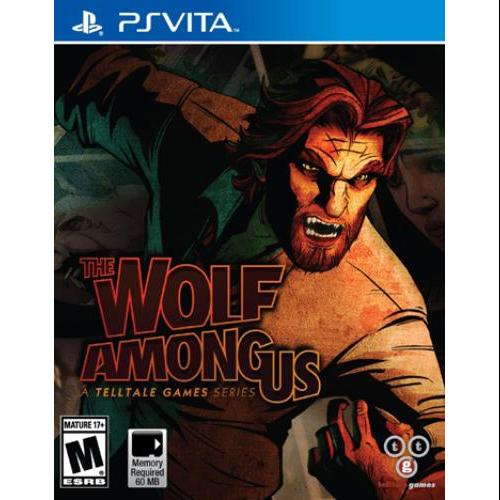Sony The Wolf Among Us 2 - Action/adventure Game - Ps Vita (3000404)