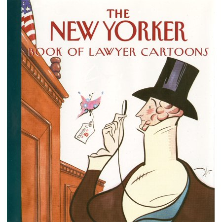 Read New Yorker (The New Yorker Book of Lawyer)