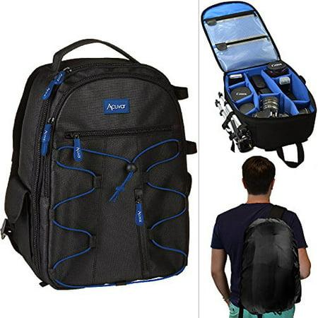 Acuvar DSLR Camera Backpack with Rain Cover - image 8 de 8