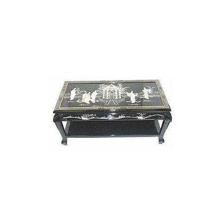 Oriental Furniture Chinese Coffee Table
