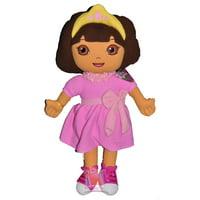 Pillow - Dora The Explorer - Princess Dress Cuddle Pillow New Gifts Toys ded9773