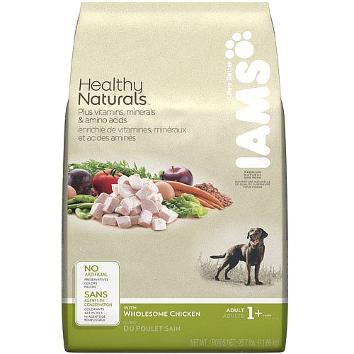 IAMS Healthy Naturals Dog Food