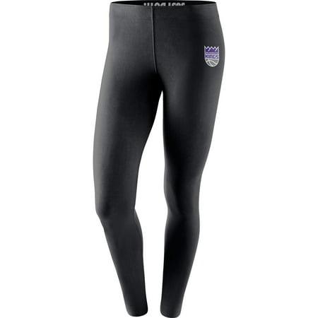 Sacramento Kings Nike Women's Leg-A-See Tights - Black - Zoe Ball Tights