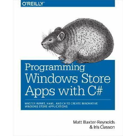 Programming Windows Store Apps With C