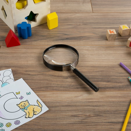 Kids Jumbo Magnifying Glass With 3x Magnification Large