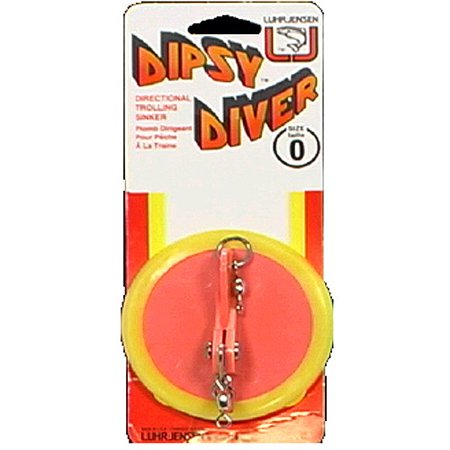 Luhr Jensen Dipsy Diver