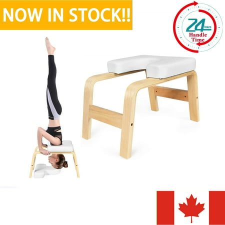 yoga headstand bench the original  stand yoga chair for