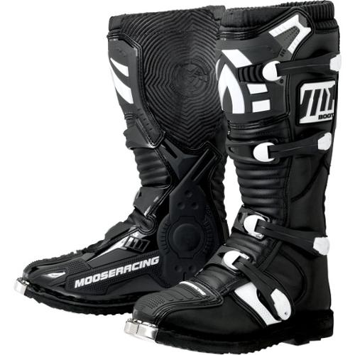 Moose Racing M1.2 MX Sole Offroad Boots Black 14