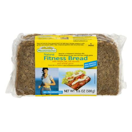 Mestemacher Fitness Bread 17 6 Oz