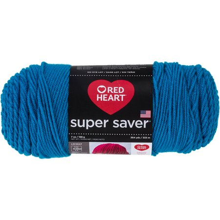 Red Heart Paperweight - Red Heart Super Saver Yarn-Pool