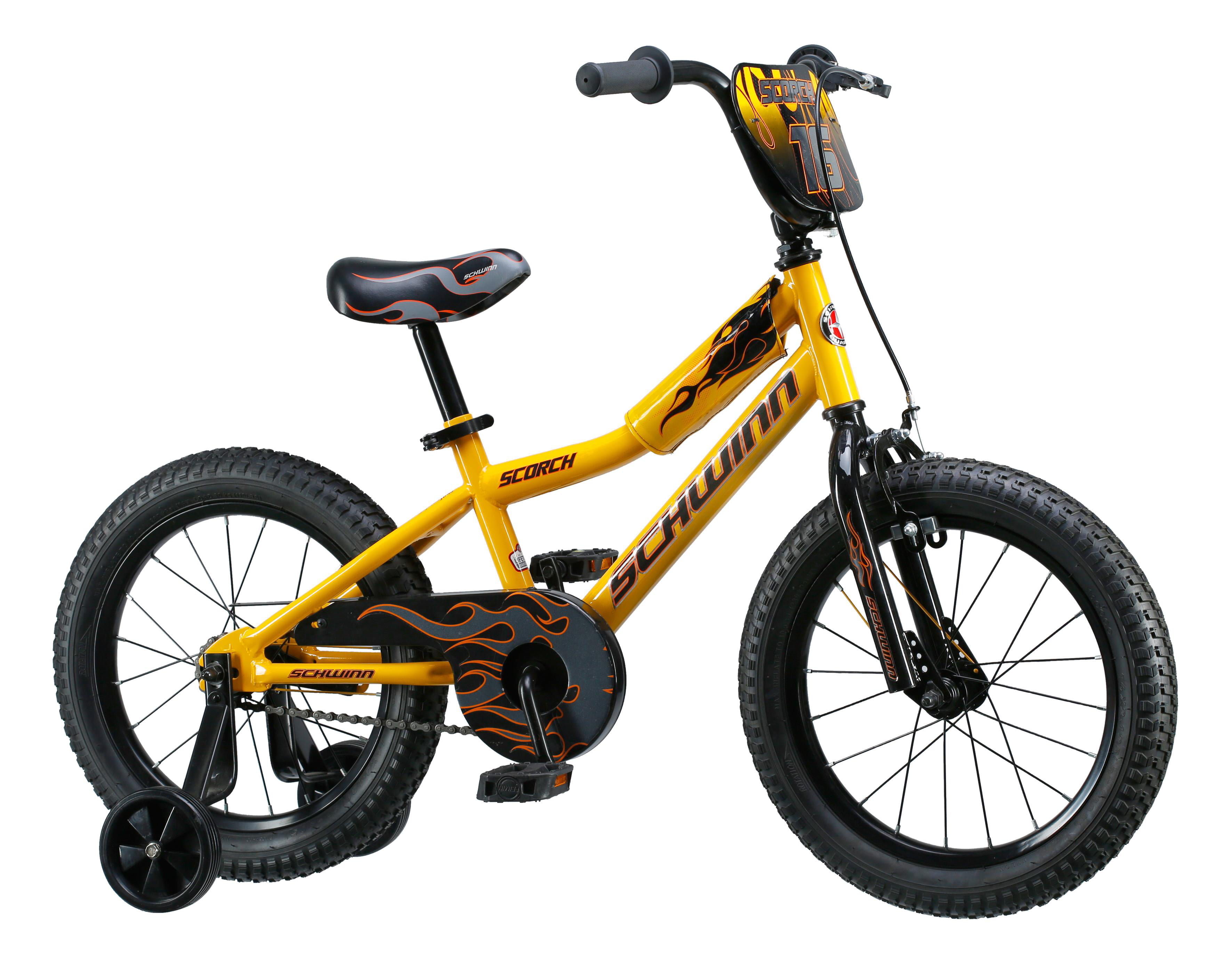 Click here to buy Schwinn Scorch Bicycle-Color:Red,Size:16\ by Schwinn.