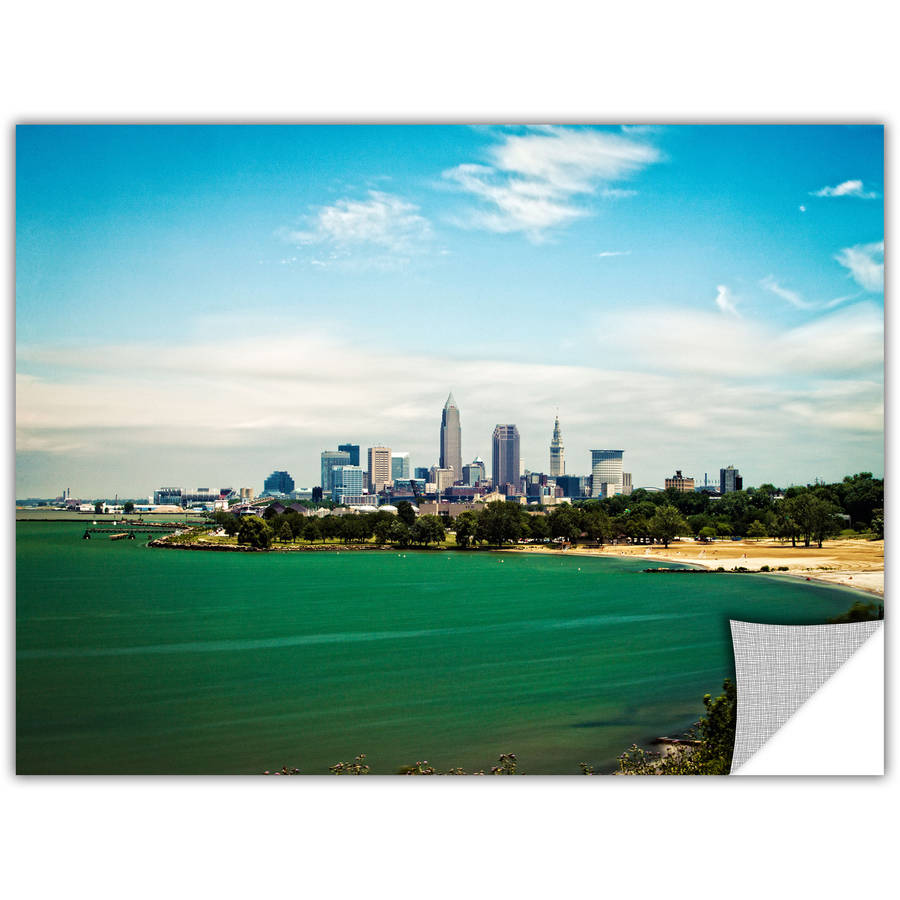"Cody York ""Cleveland 22"" Removable Wall Art Graphic"