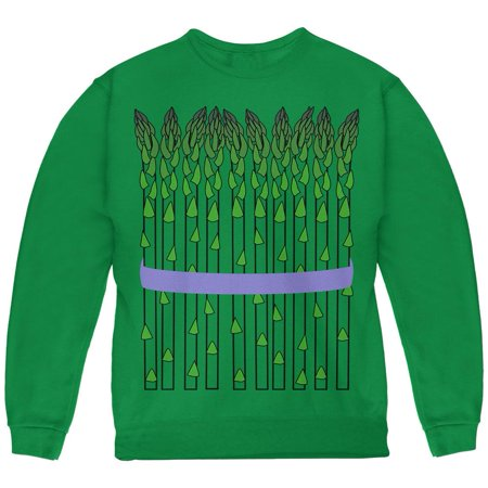 Vegetable Tray Ideas For Halloween (Halloween Vegetable Asparagus Costume Youth)