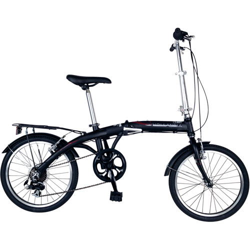 "20"" Hollandia Amsterdam Folding Unisex Bike"