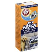 (12 pack) Arm & Hammer Pet Fresh Carpet Odor Eliminator, 30 oz