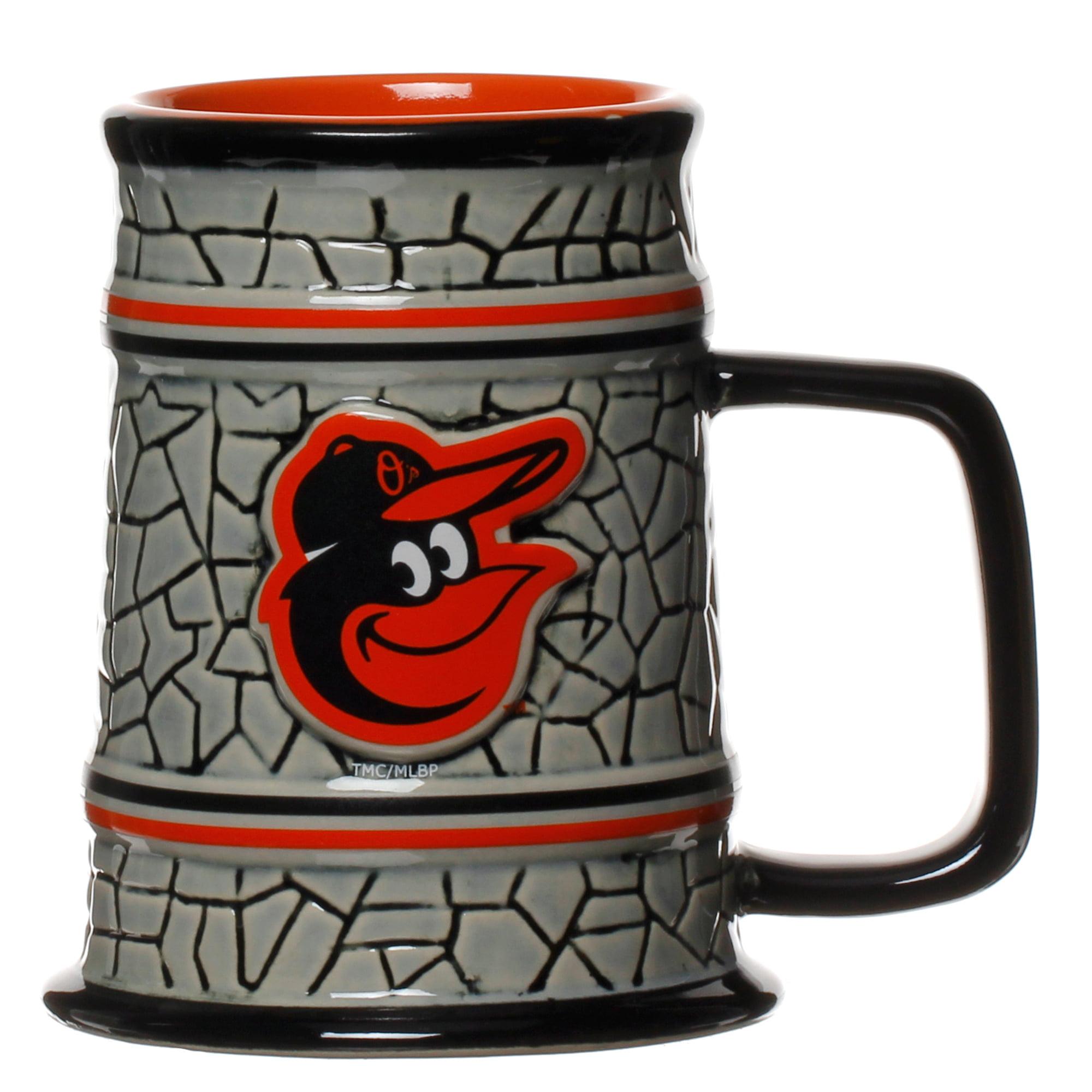 Baltimore Orioles 15oz. Stone Stein - No Size
