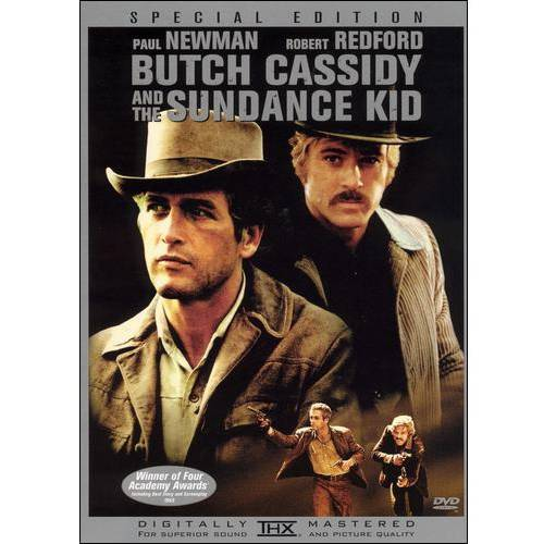 BUTCH CASSIDY & THE SUNDANCE KID (DVD/SPECIAL ED/SENSORMATIC)