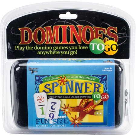 Dominoes Spinner To Go Game