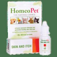 HomeoPet Skin & Itch Liquid Drops 15 ml Liquid