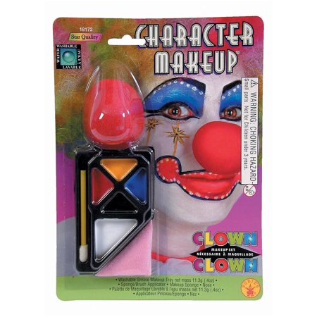 Clown Makeup Kit Rubies 18172 (Gangster Clown Makeup)