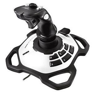 Extreme Pc - Logitech Extreme 3D Pro Joystick - Cable - USB - PC, Mac