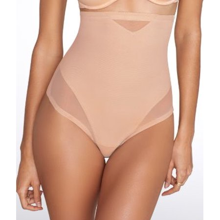 b429f450c Miraclesuit - Miraclesuit Sexy Sheer Extra Firm Control High-Waist Thong -  Walmart.com