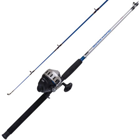 Zebco 808 boss hawg spincast combo for Kids fishing poles walmart