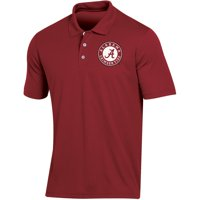 Men's Russell Athletic Crimson Alabama Crimson Tide Classic Fit Synthetic Polo