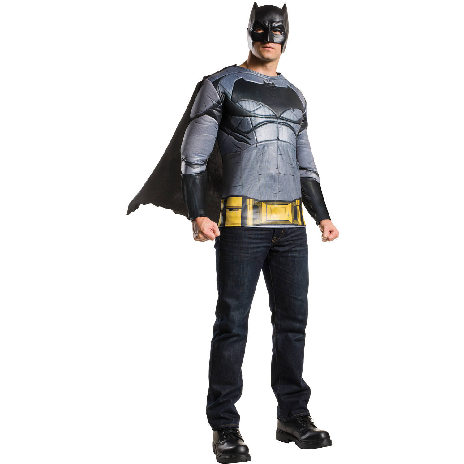Batman M/C Top Adult Halloween Costume