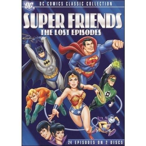 Superfriends: The Lost Episodes (2-Disc)