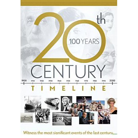 20th Century Timeline (DVD) - History Of Halloween Timeline