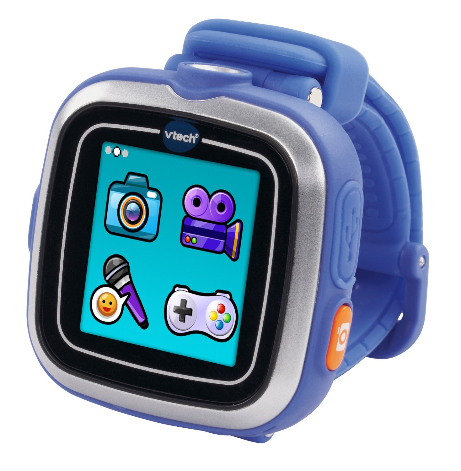 VTech Kidizoom Smartwatch, Blue (Discontinued by manufacturer) by VTech