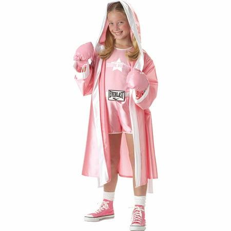 everlast boxer girl child halloween costume