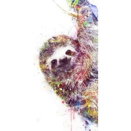 Sloth Poster Print by VeeBee](Sloth Rental)