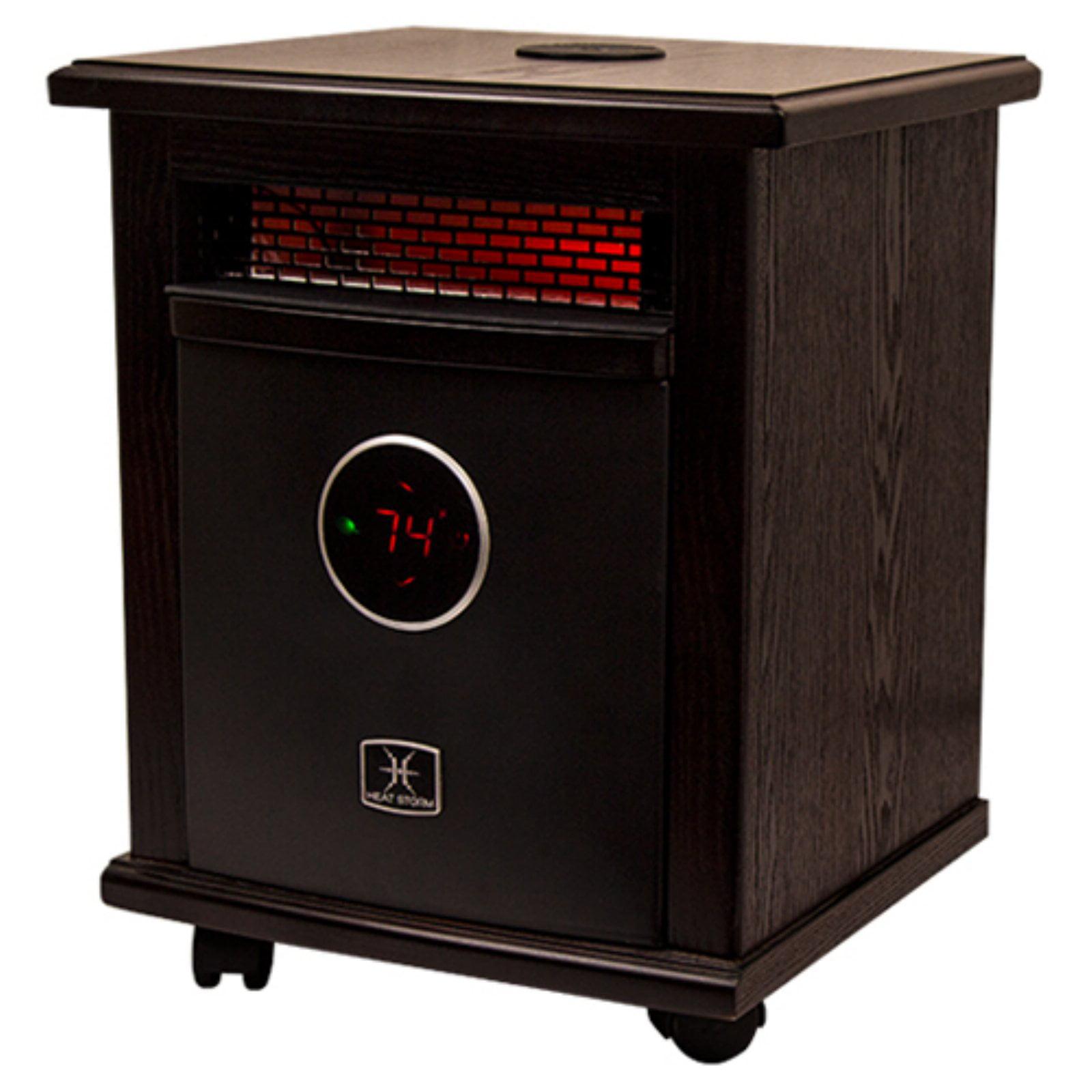 Heatstorm HS-1500-ILODS Logan Deluxe Heater w/Bluetooth