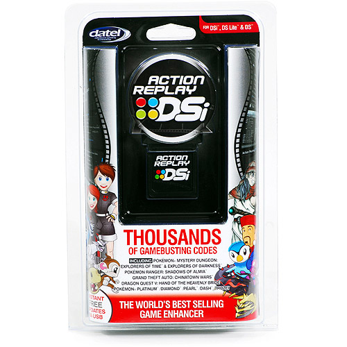DSi/DSL/DS Action Replay (DS/DSi)