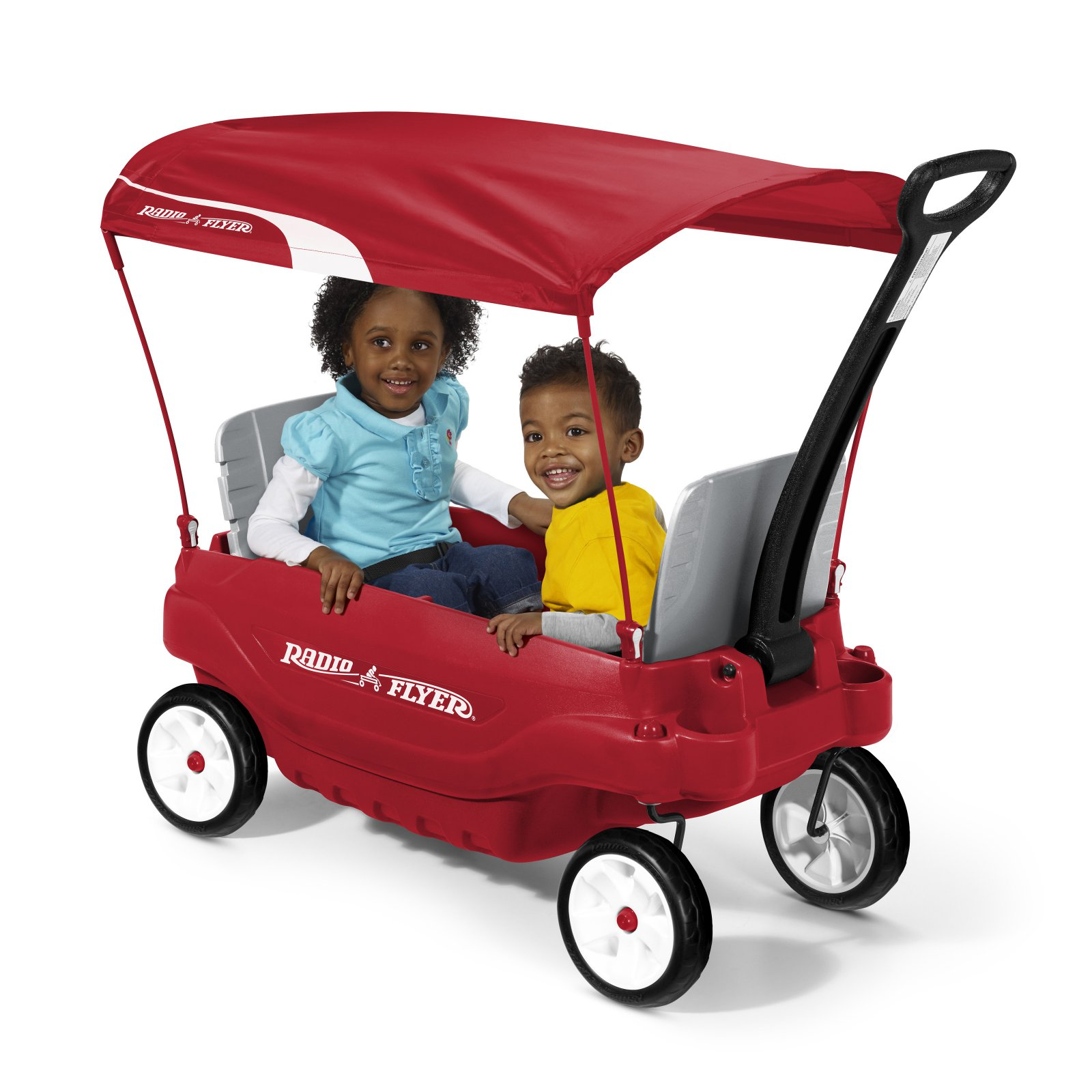 Radio Flyer Ultimate Family Kids Wagon Red by Radio Flyer
