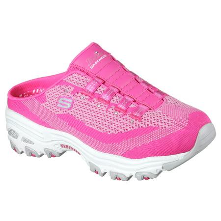 372a948cb1c1 Skechers - Skechers 11957HPK Women s D LITES - A NEW LEAF Walking Shoes -  Walmart.com