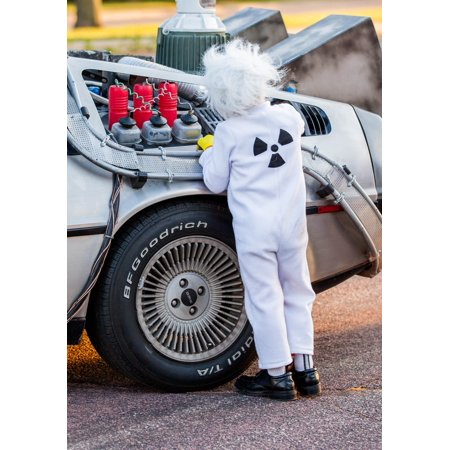 Back to the Future Toddler Doc Brown Costume - image 4 of 6