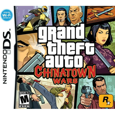 Rockstar Games Grand Theft Auto Chinatown Wars - Nintendo DS ()