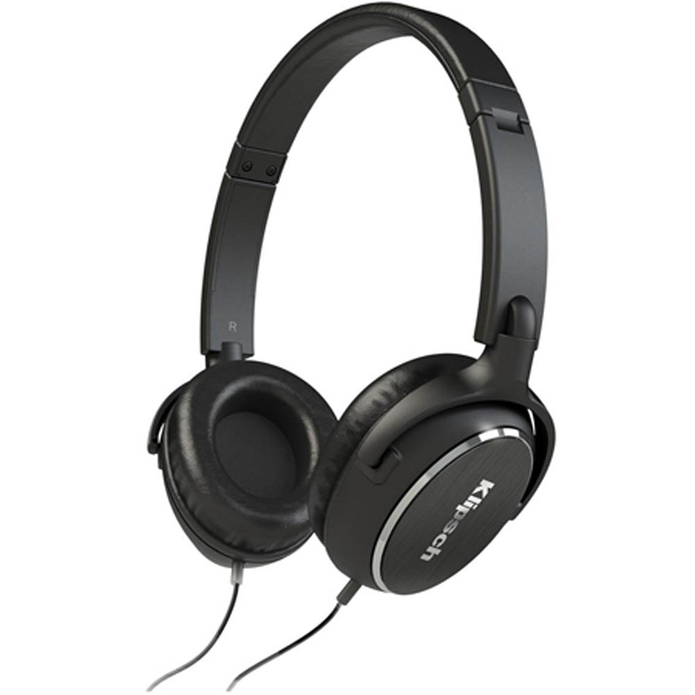 Klipsch Reference R6i On-Ear Headphones Black (1062410) by Klipsch