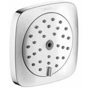 Hansgrohe 28430401 PuraVida Body Spray Flush Mount Adjustable, Various Colors